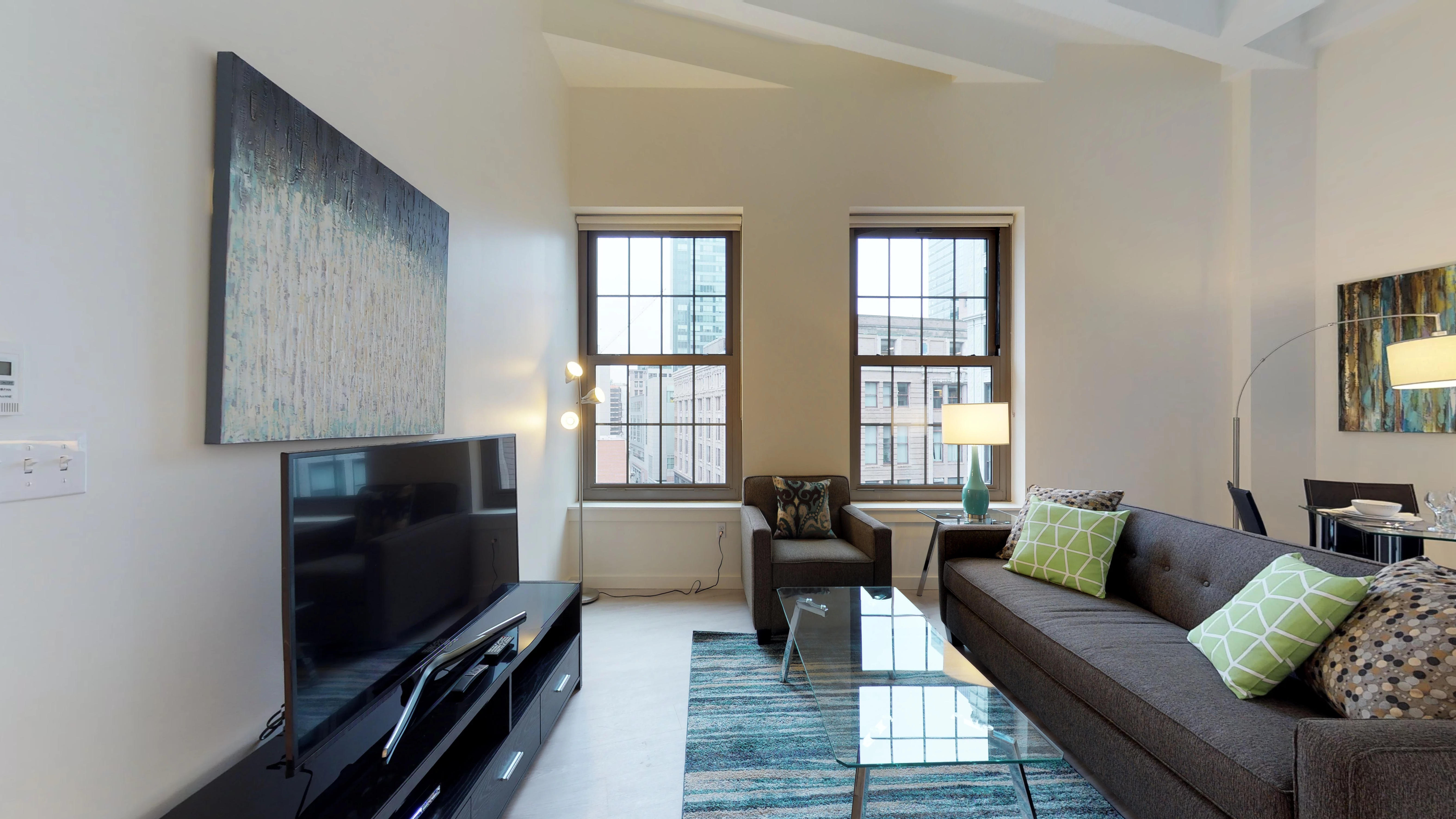image 8 furnished 2 bedroom Apartment for rent in Chinatown, Boston Area