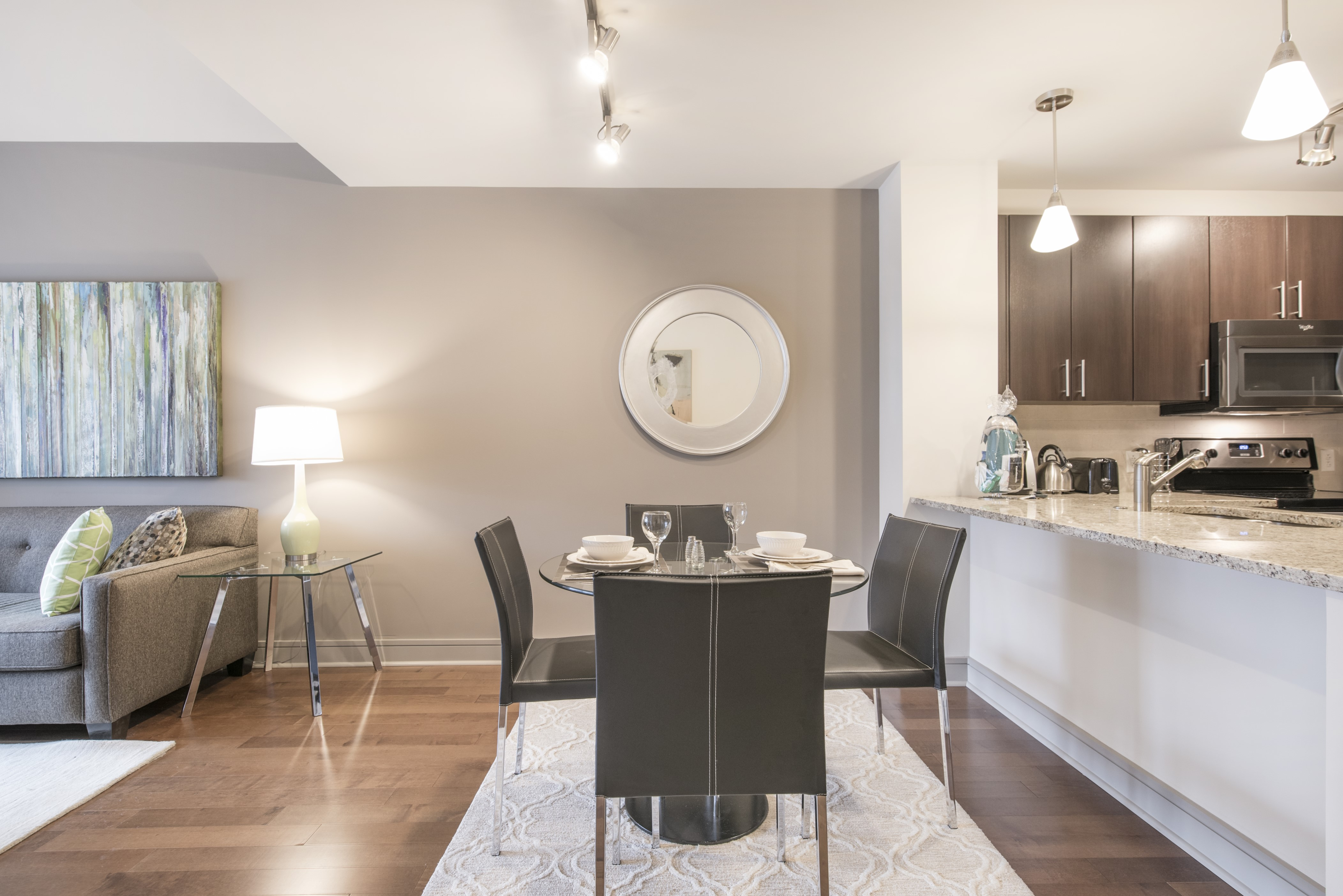 image 4 furnished 1 bedroom Apartment for rent in Waterfront, Boston Area