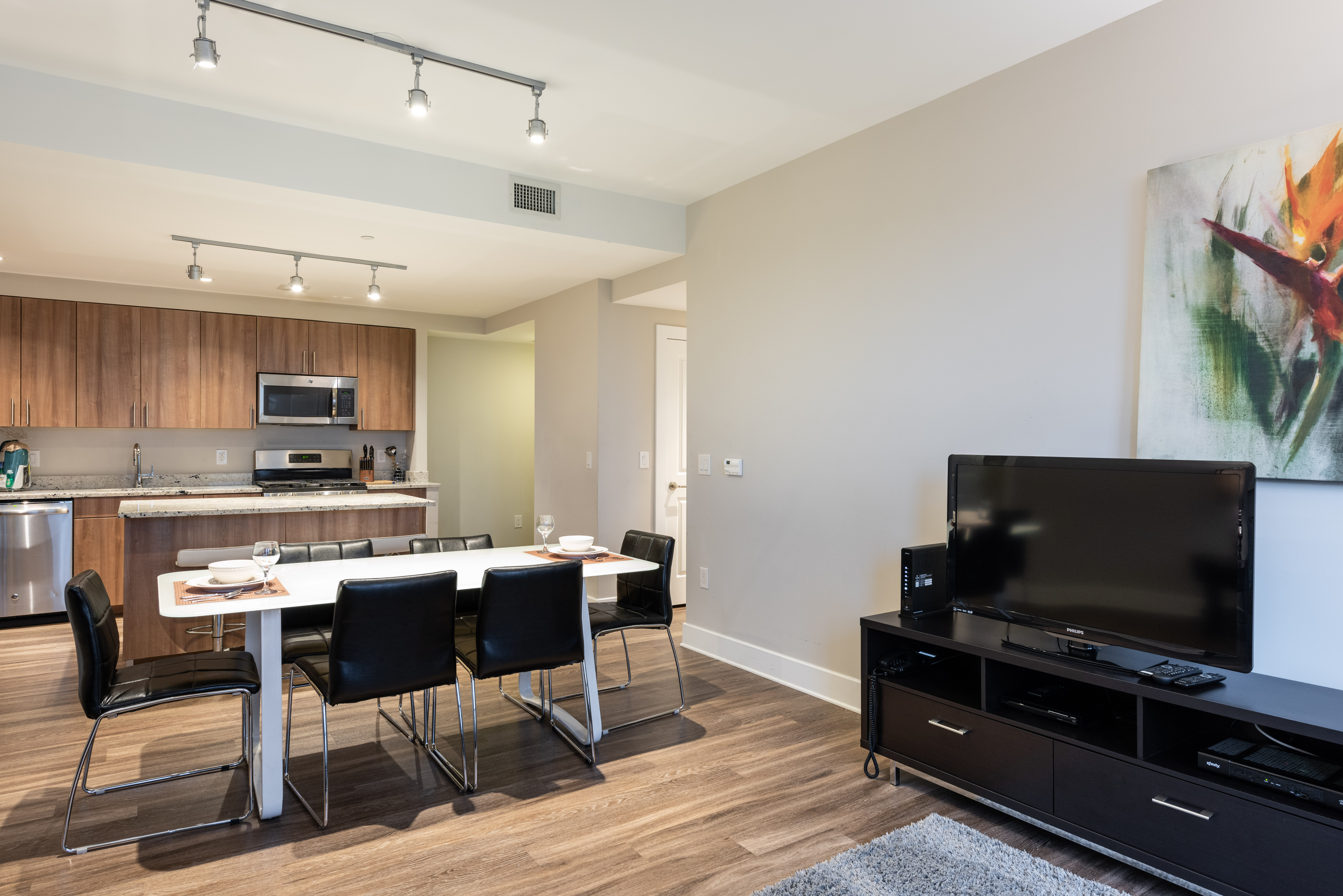image 6 furnished 3 bedroom Apartment for rent in Arlington, DC Metro