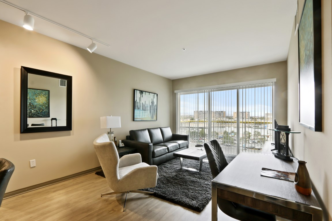 image 2 furnished 2 bedroom Apartment for rent in Marina del Rey, West Los Angeles