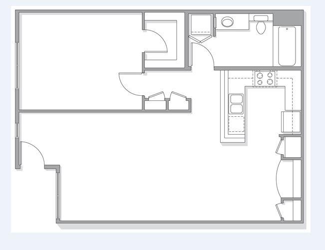 Image of $7440 1 apartment in San Jose in San Jose, CA