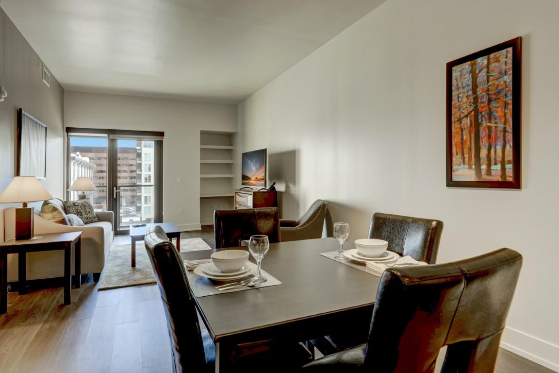 image 6 furnished 1 bedroom Apartment for rent in City Park, Denver Central