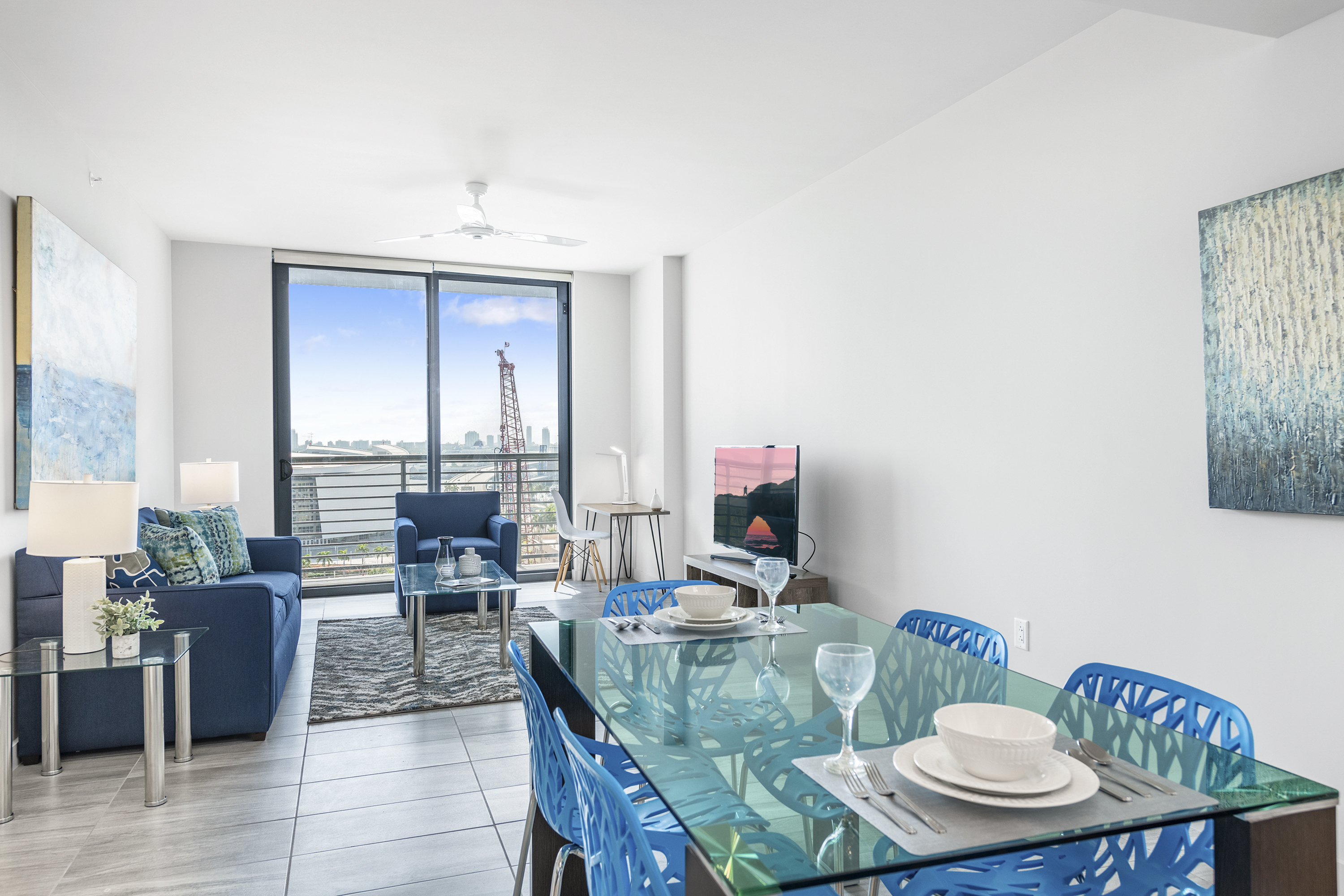 image 6 furnished 3 bedroom Apartment for rent in Miami Beach, Miami Area