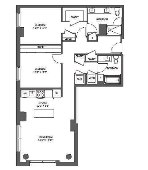 image 1 furnished 2 bedroom Apartment for rent in Reston, DC Metro