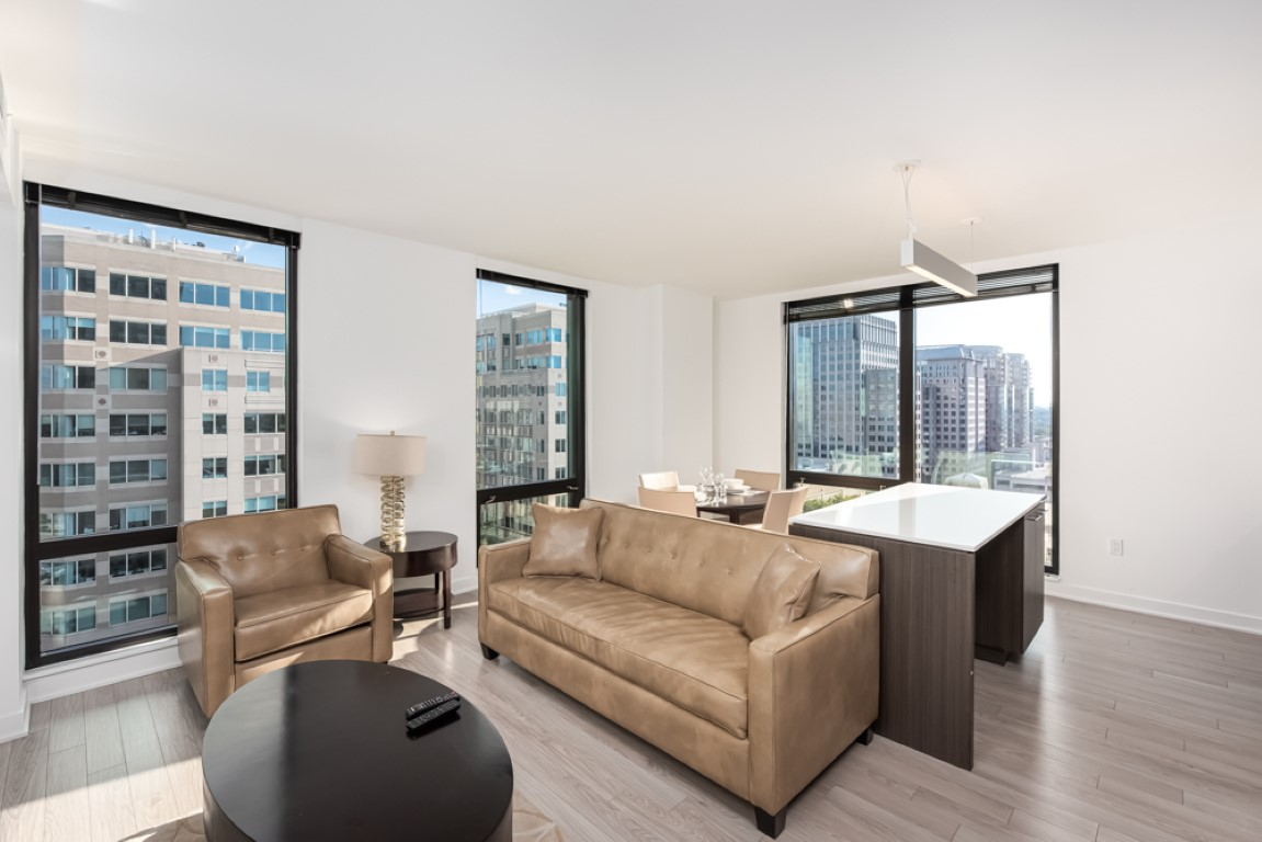 image 2 furnished 2 bedroom Apartment for rent in Reston, DC Metro