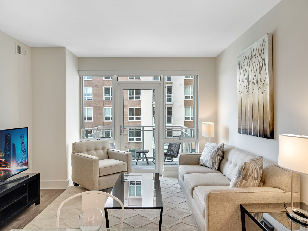image 6 furnished 1 bedroom Apartment for rent in Arlington, DC Metro