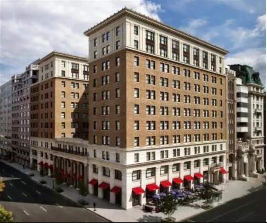 Bluebird Suites in DC's Financial District